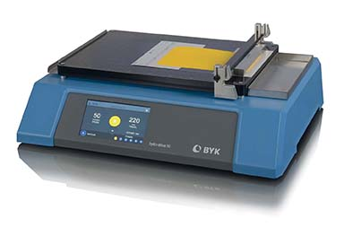 Byko Drive Xl Automatic Film Applicator With The Most Flexible